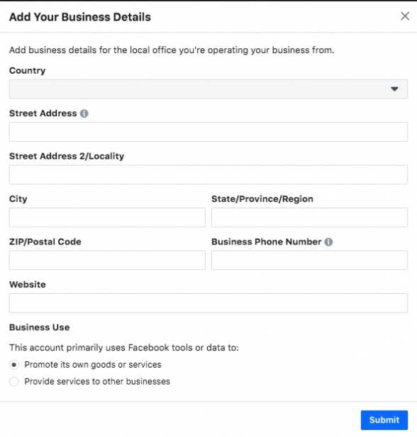 Facebook Business Manager 3