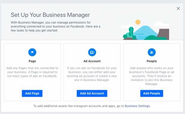 Facebook Business Manager 4